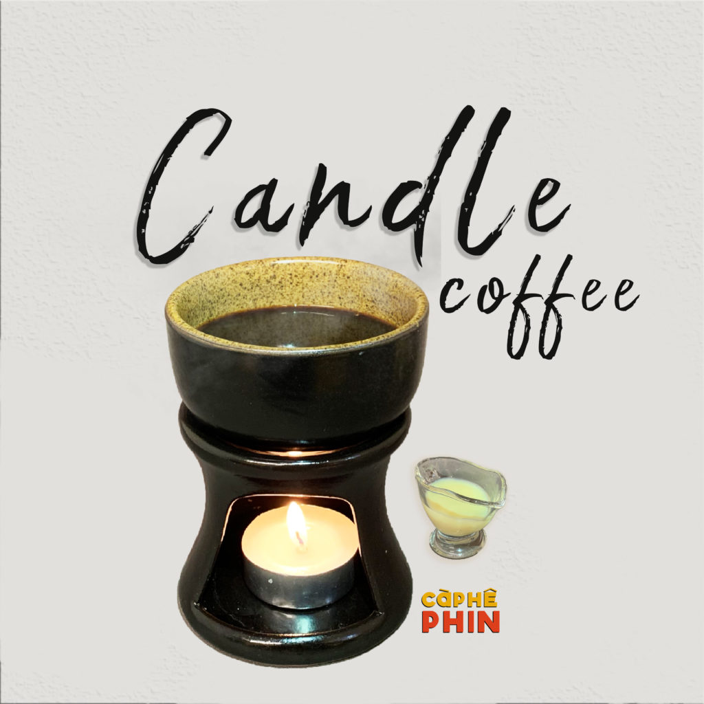 candle coffee